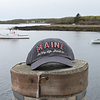 Maine The Way Life Should Be Dad Hat - Charcoal