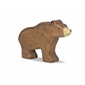 Holztiger Holztiger Wooden Brown Bear