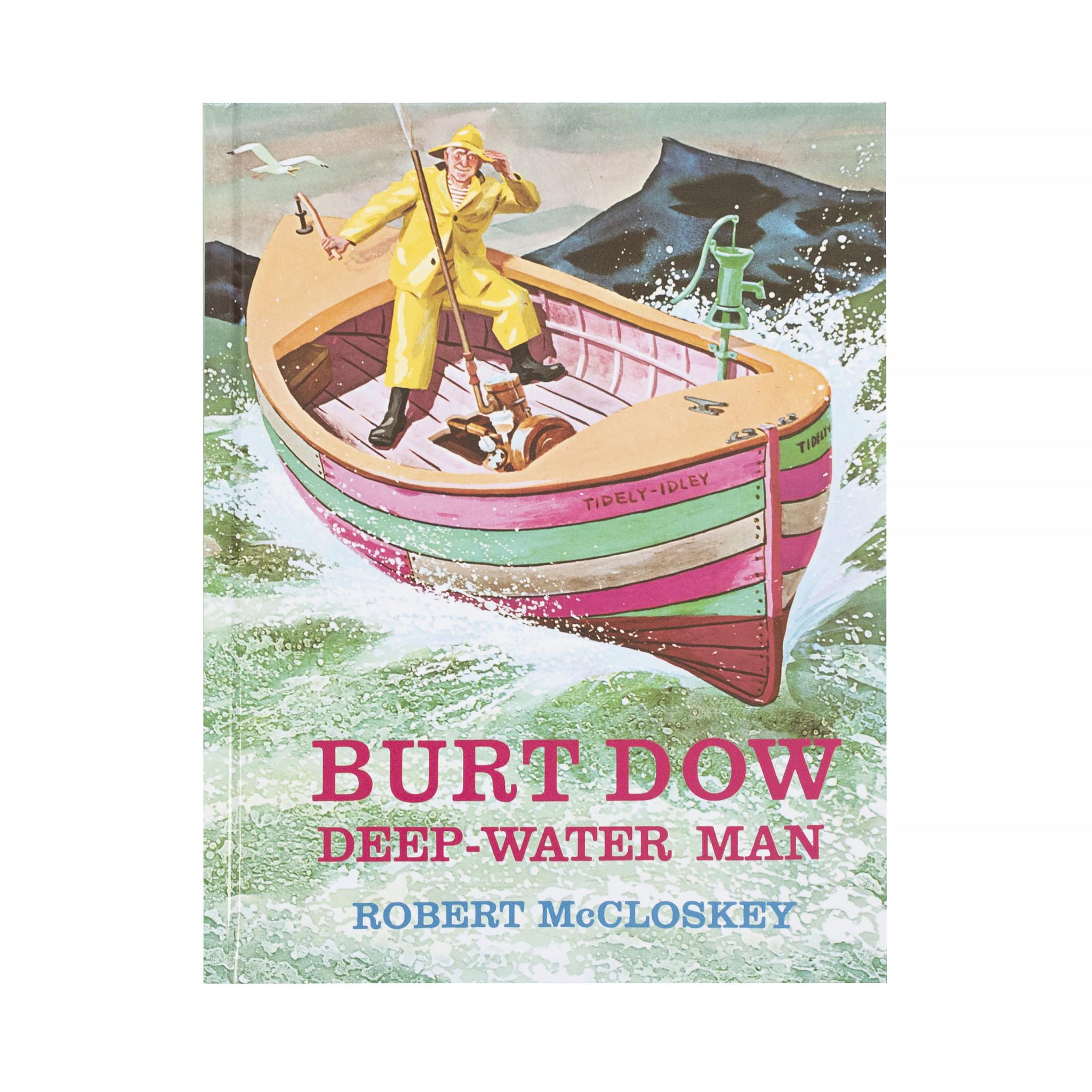 Penguin Burt Dow Deep-Water Man