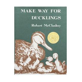 Penguin Make Way For Ducklings