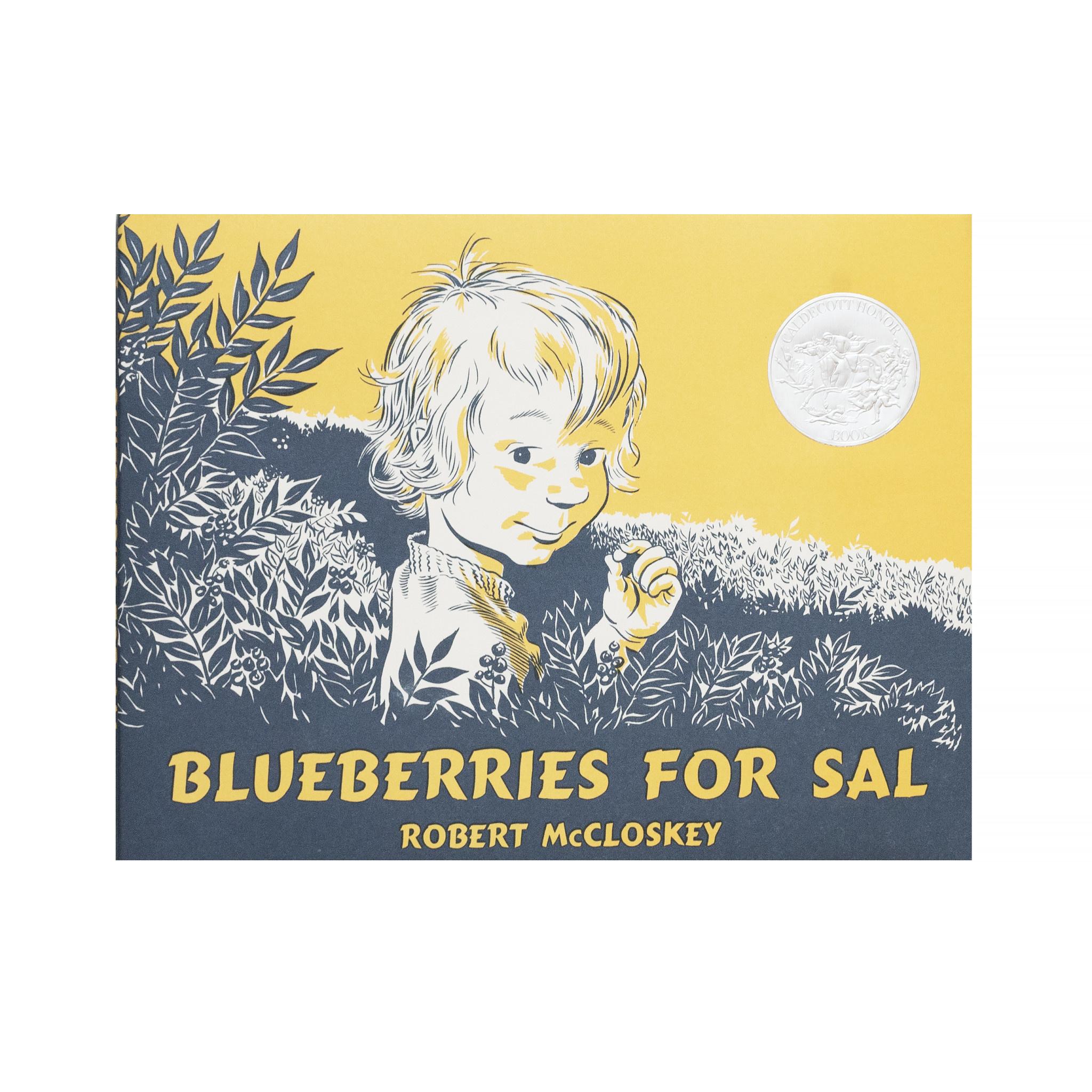 Penguin Blueberries For Sal Hardcover