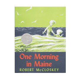 Penguin One Morning In Maine Hardcover