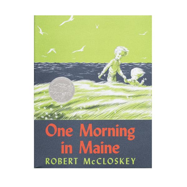 Penguin One Morning In Maine