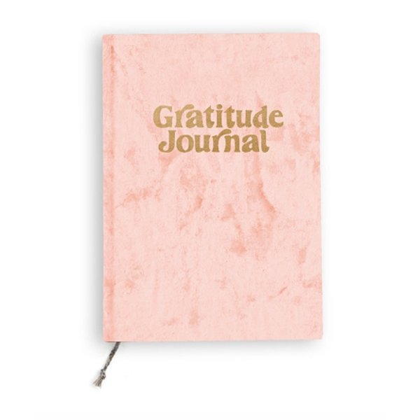 Printfresh Studio Printfresh Studio Journal - Blush Velvet Gratitude