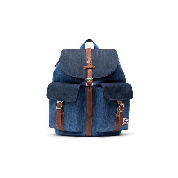 Herschel Supply Co. Herschel Dawson Women's Backpack 13L - Faded Denim/Indigo Denim