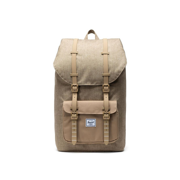 Herschel Supply Co. Herschel Little America Backpack - Kelp Crosshatch/Kelp