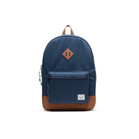 Herschel Supply Co. Herschel Kids Heritage Backpack - Navy/Saddle Brown