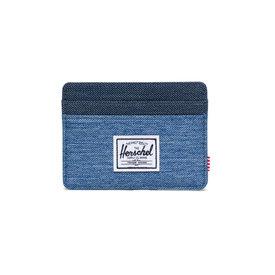 Herschel Supply Co. Herschel Charlie Wallet - Faded Denim/Indigo Denim