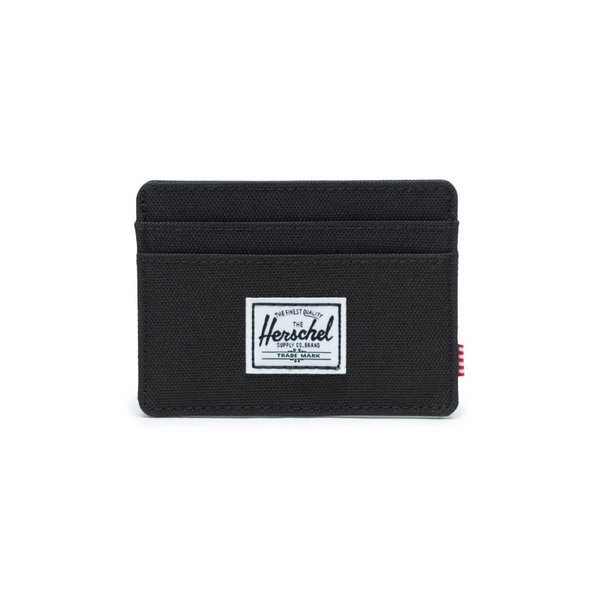 Herschel Supply Co. Herschel Charlie Wallet - Black