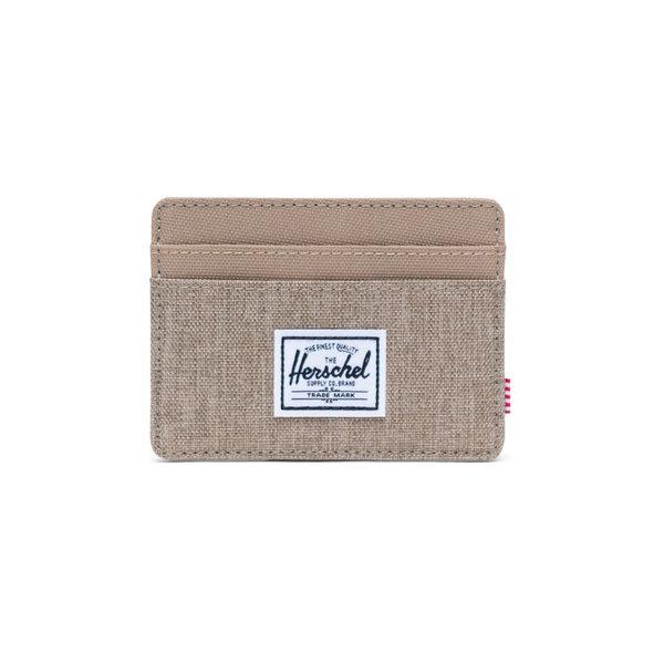 Herschel Supply Co. Herschel Charlie Wallet - Kelp Crosshatch/Kelp