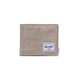 Herschel Supply Co. Herschel Roy+ Wallet - Kelp Crosshatch/Kelp