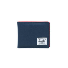 Herschel Supply Co. Herschel Roy+ Wallet - Red/Navy