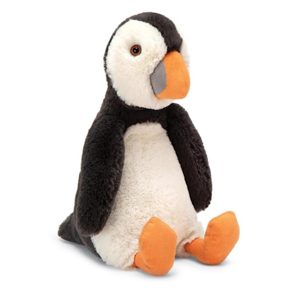 Jellycat Bashful Puffin - Medium - 12 Inches