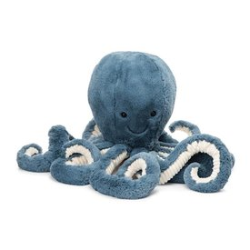 Jellycat Jellycat Octopus - Storm - Really Big - 34 Inches