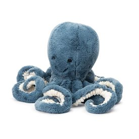 Jellycat Jellycat Octopus - Storm - Little 12 inches