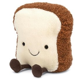 Jellycat Jellycat Amuseable Toast - Medium - 11 inches