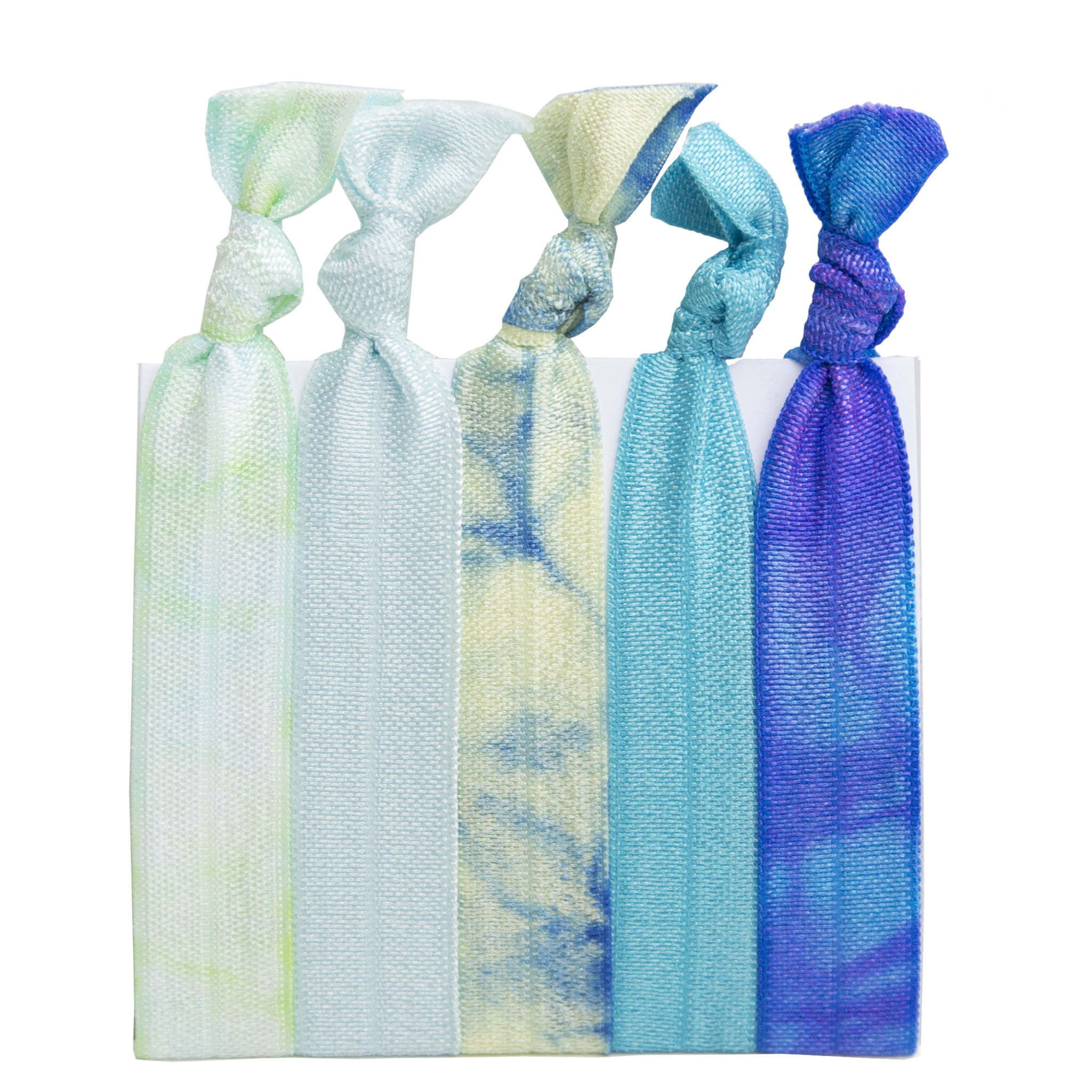 Daytrip Society Hair Ties Set of 5 - Under the Sea