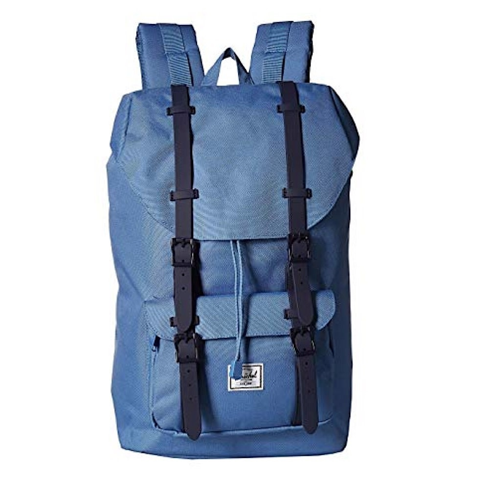 Herschel Little America Backpack - Riverside/Peacoat