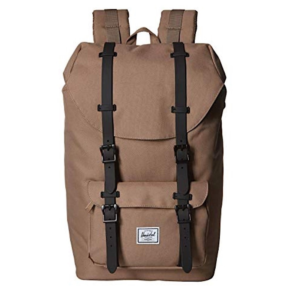 Herschel Supply Co. Herschel Little America Backpack - Pine Bark/Black