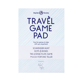 Annie Taylor Design Daytrip Society Travel Game Pad