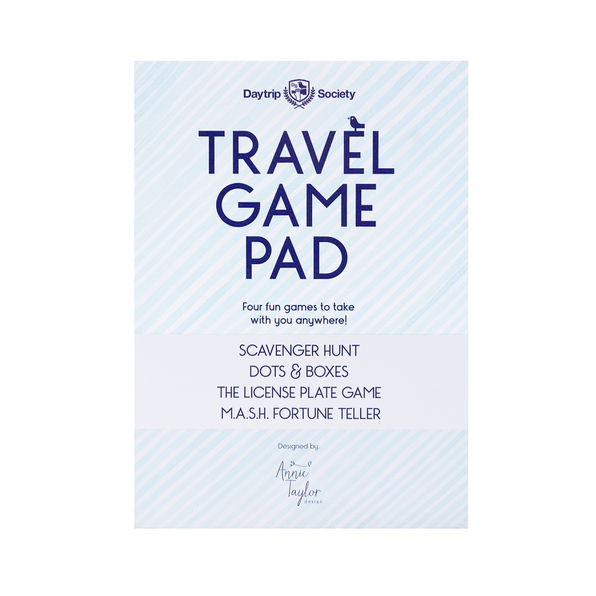 Daytrip Society Travel Game Pad