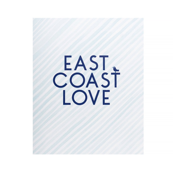 Annie Taylor Design Annie Taylor East Coast Love Card