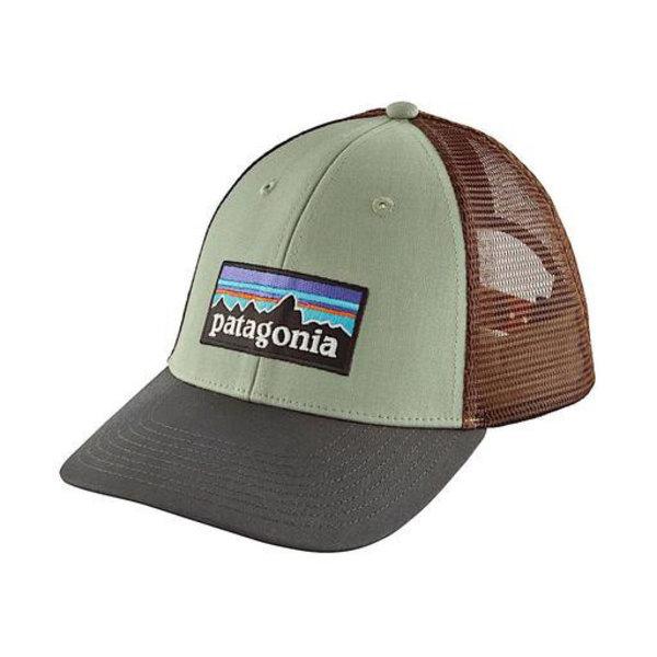 Patagonia Patagonia Trucker Hat LoPro - P6 Logo - Celadon