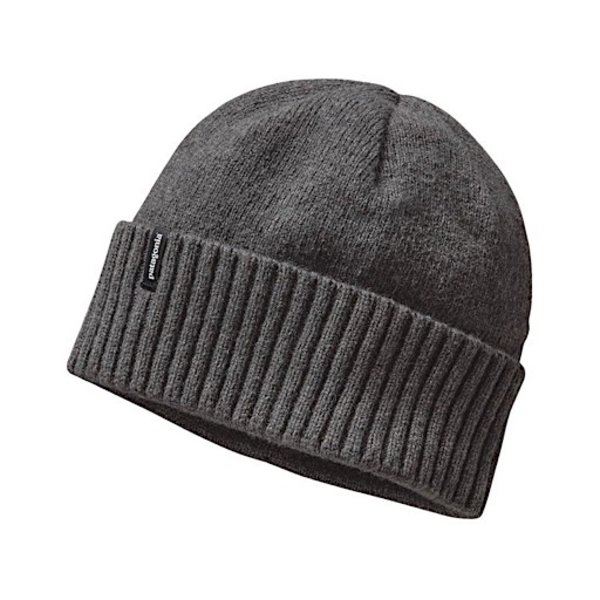 Patagonia Patagonia Brodeo Beanie Feather Grey