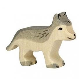 Holztiger Holztiger Wooden Wolf - Small