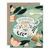 Olive & Company Feel Better Friend Teacup Sympathy Card