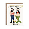 Olive & Company Anchored Together Forever Card
