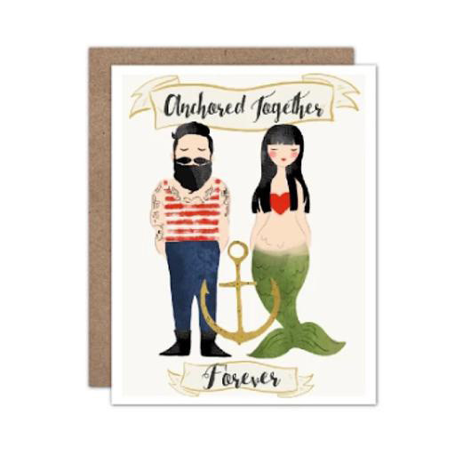 Olive & Company Olive & Company Card - Anchored Together Forever