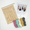 Black Sheep Goods DIY Tapestry Weaving Kit - Unicorn