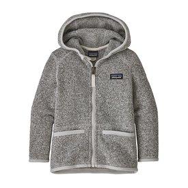 Patagonia Patagonia Baby Better Sweater Jkt Birch White