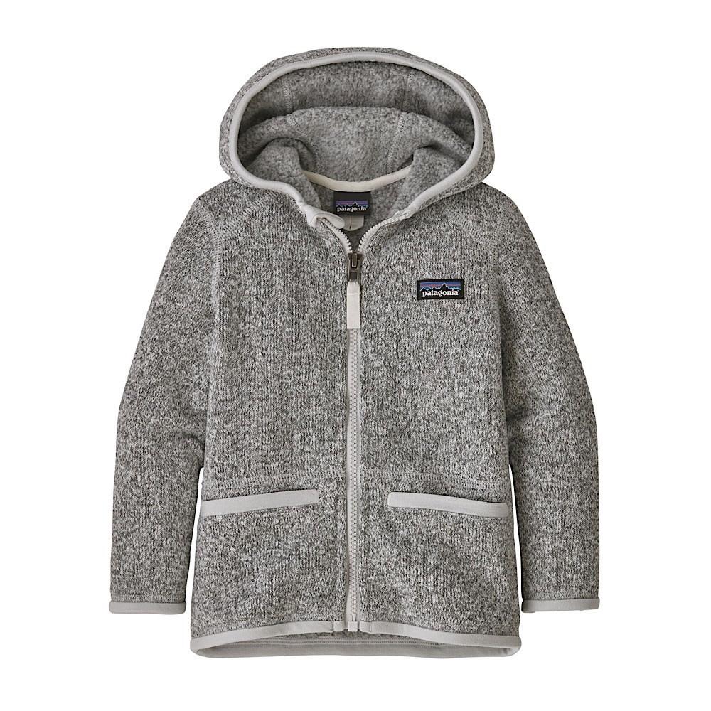 Patagonia Baby Better Sweater Jacket - Birch White