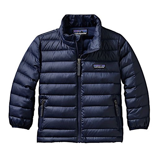Patagonia Patagonia Baby Down Sweater - Classic Navy