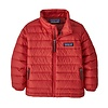 Patagonia Baby Down Sweater Fire w/Oxide Red
