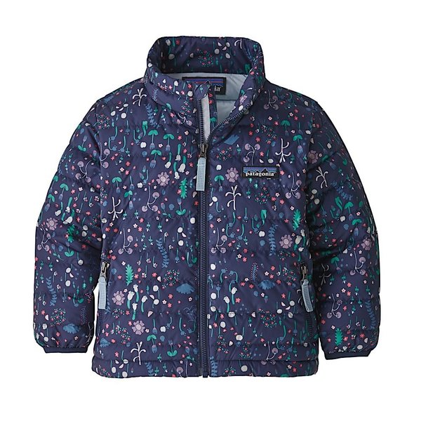 Patagonia Patagonia Baby Down Sweater Forrest Forage: New Navy