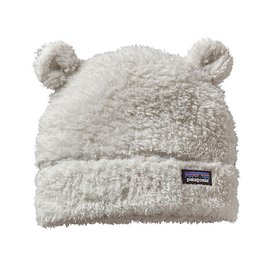 Patagonia Patagonia Baby Furry Friends Hat - Birch White