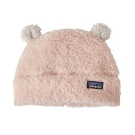 Patagonia Patagonia Baby Furry Friends Hat - Prima Pink