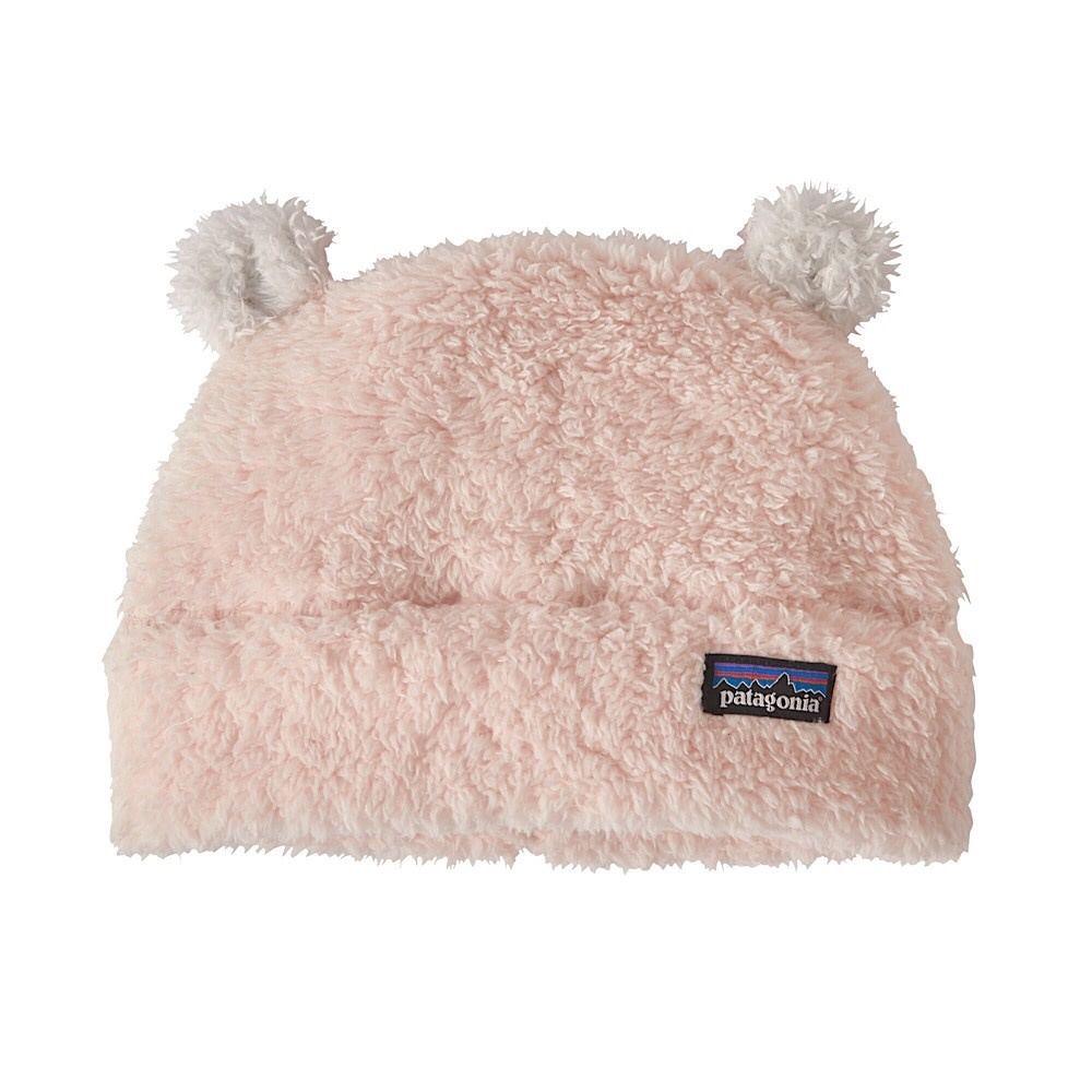 Patagonia Baby Furry Friends Hat - Prima Pink