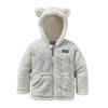 Patagonia Baby Furry Friends Hoody Birch White