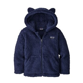 Patagonia Patagonia Baby Furry Friends Hoody New Navy