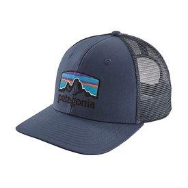 Patagonia Patagonia Fitz Roy Horizons Trucker Hat Dolomite Blue