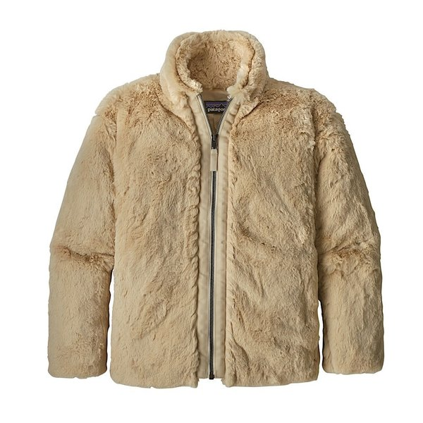 Patagonia Patagonia Girl's Lunar Frost Jkt Oyster White