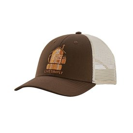 Patagonia Patagonia Trucker Hat LoPro - Live Simply Home - Bristle Brown