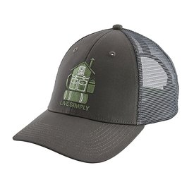 Patagonia Patagonia Trucker Hat LoPro - Live Simply Home - Forge Grey