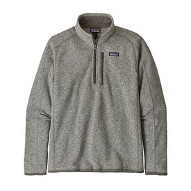 Patagonia Patagonia Men's Better Sweater 1/4 Zip Stonewash