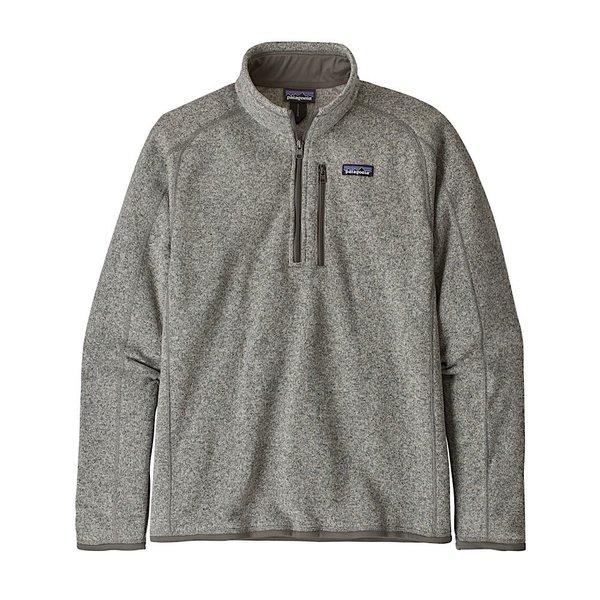 Patagonia Patagonia Men's Better Sweater 1/4 Zip Stonewash