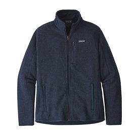 Patagonia Patagonia Men's Better Sweater Jacket - New Navy